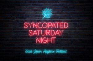 Syncopated Saturday Night