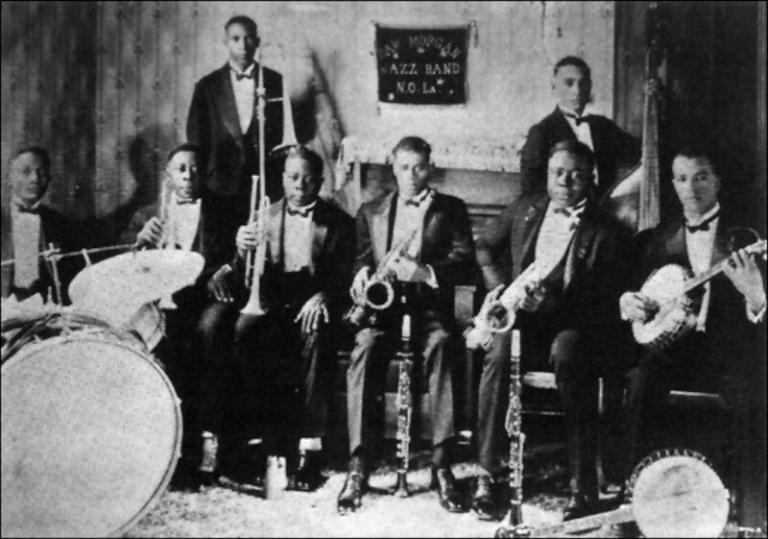 Sam Morgan's Jazz Band