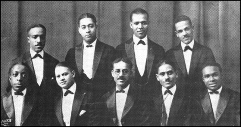 Sammy Stewart's Singing Syncopators