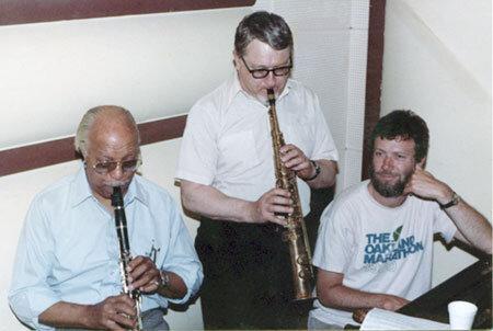 Skjelbred, Richard Hadlock, and Garvin Bushell