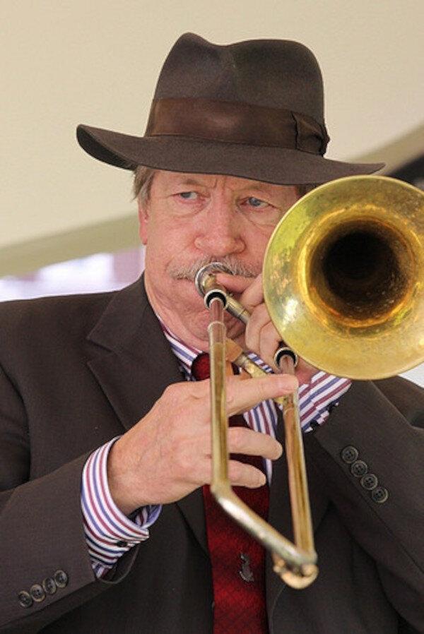 Steve Yocum Trombone