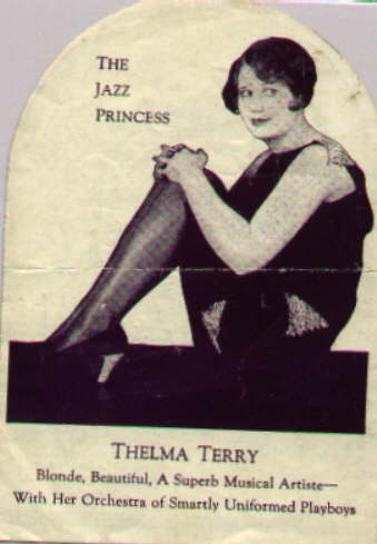 Thelma Terry (1901-1966)