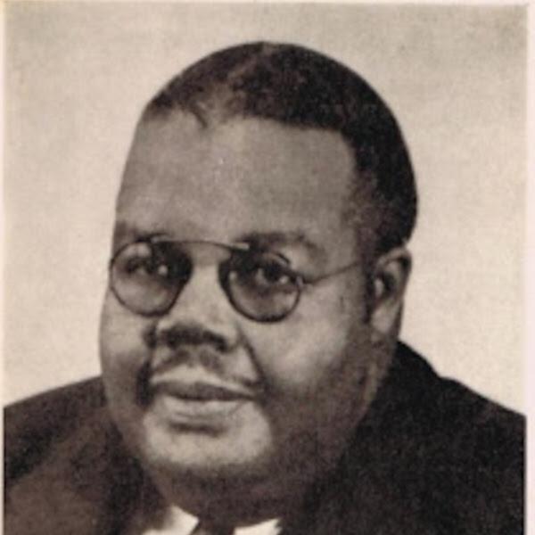 """Hartzell """"Tiny"""" Parham (1900-1943)"""