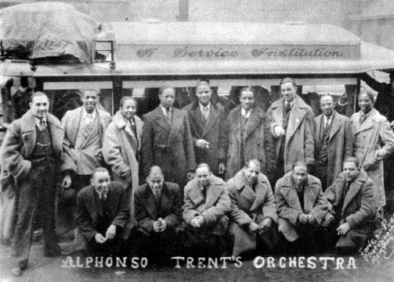Alphonso Trent and his Orchestra