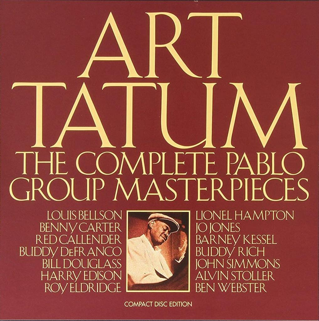Art Tatum • The Complete Pablo Group Masterpieces