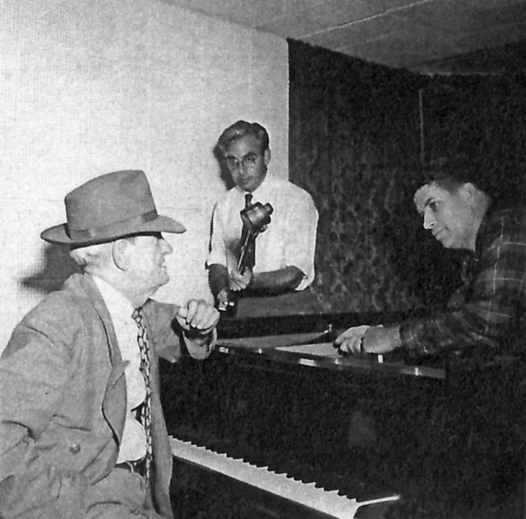 Brun Campbell, Les Koenig, & Turk Murphy