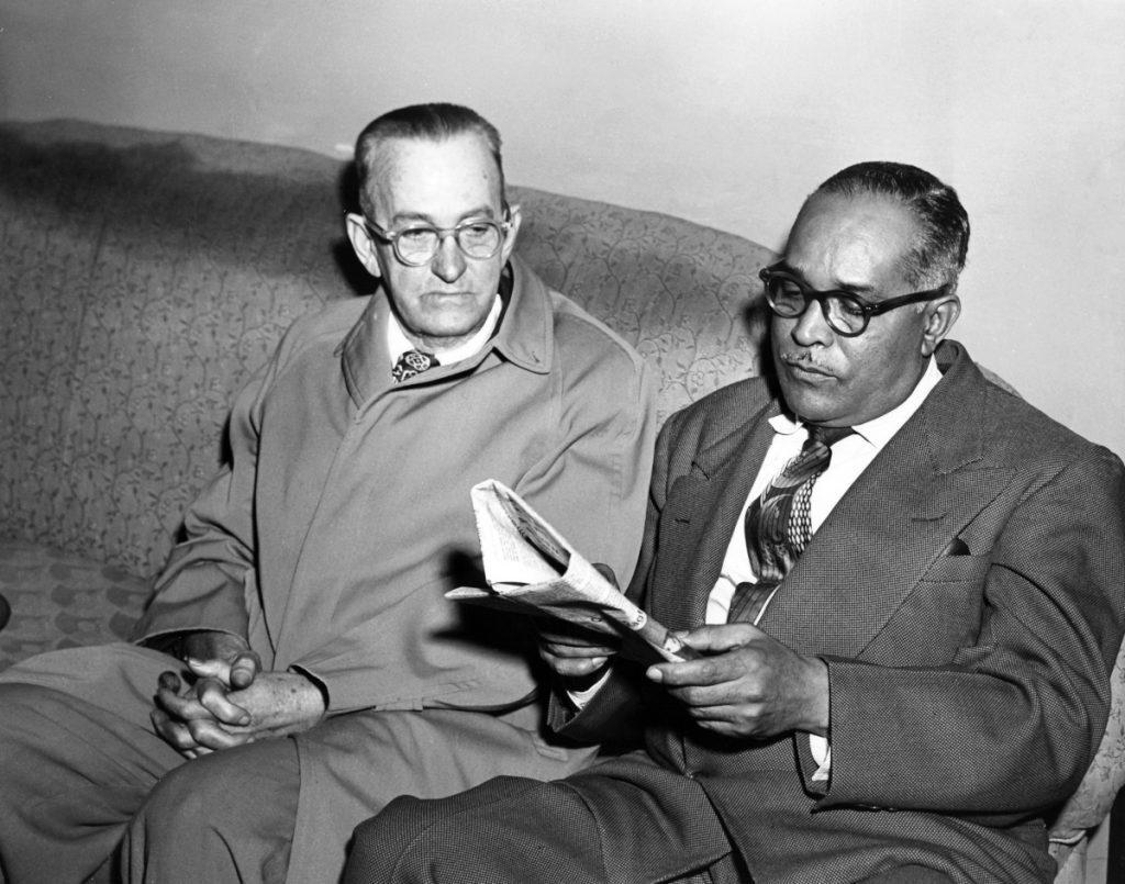 Brun Campbell & Albert Nicholas