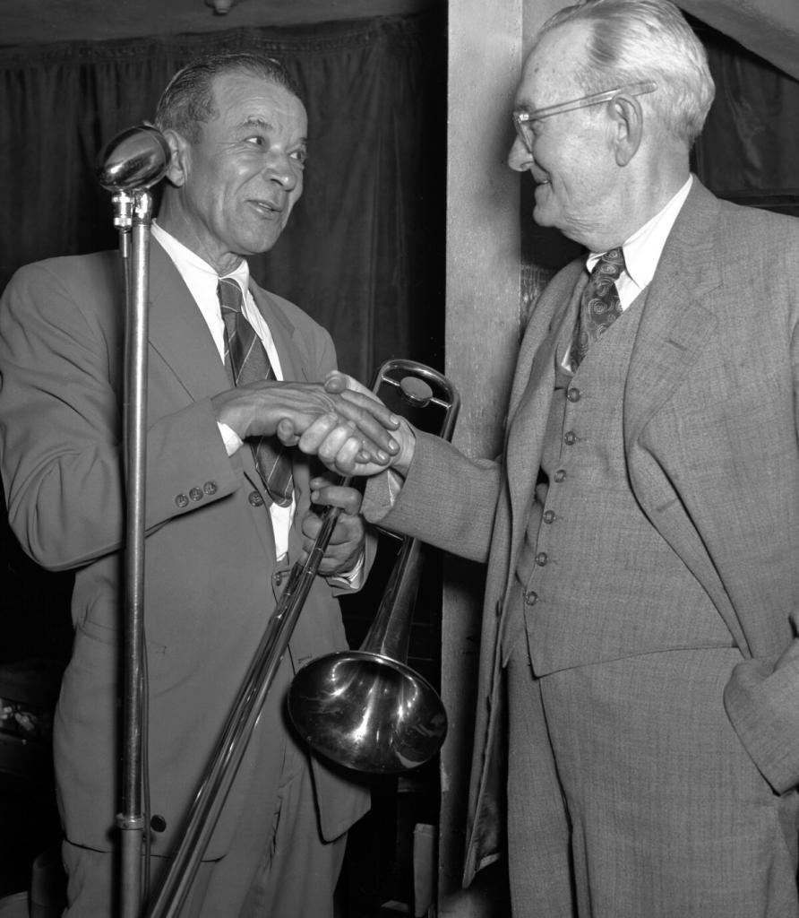Brun Campbell & Kid Ory