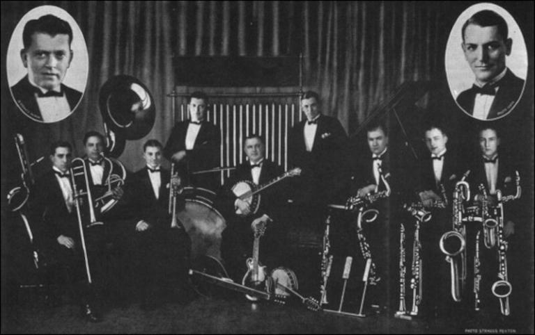 Coon Sanders Nighthawks Orchestra
