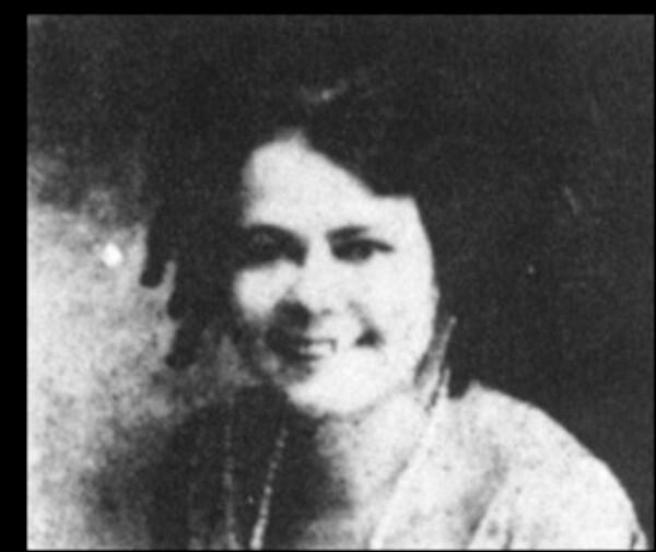 Edna Hicks (1895-1925)