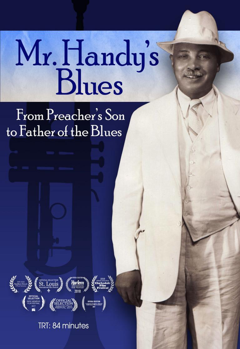 Mr. Handy's Blues: From Preacher's Son to Father of the Blues (DVD)