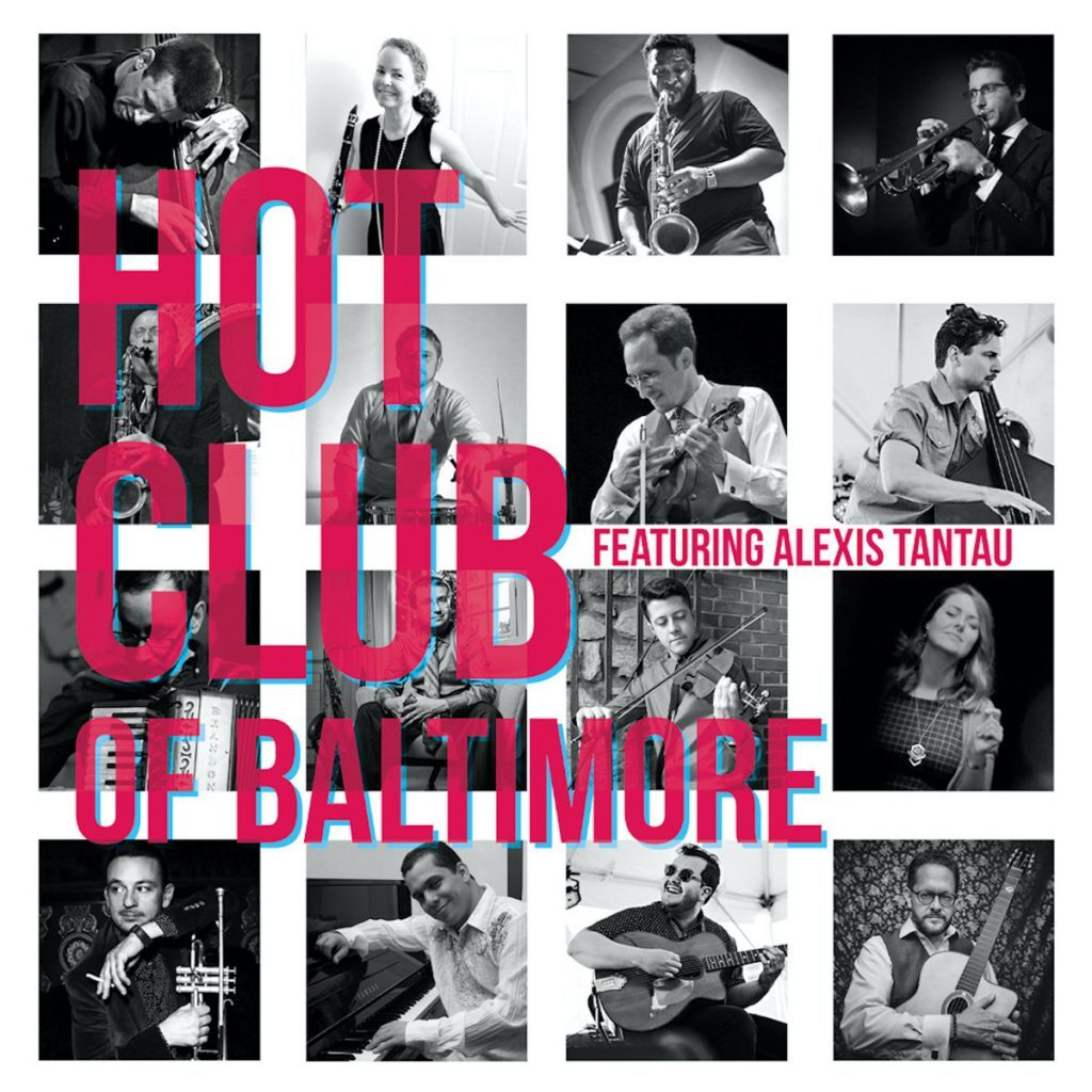 Hot Club of Baltimore featuring Alexis Tantau