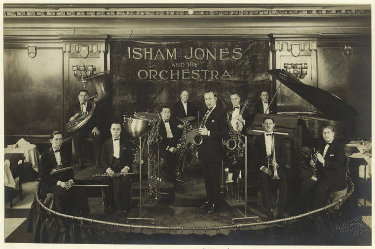Isham Jones and His Orchestra (1922)