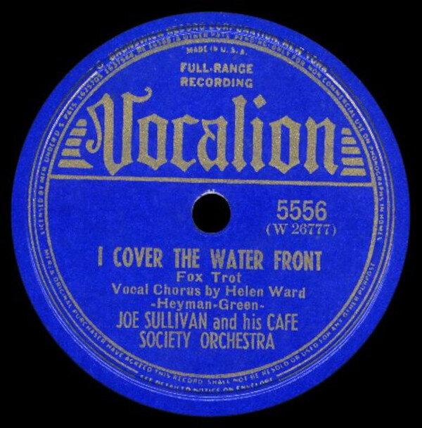 Joe Sullivan and his Cafe Society Orchestra