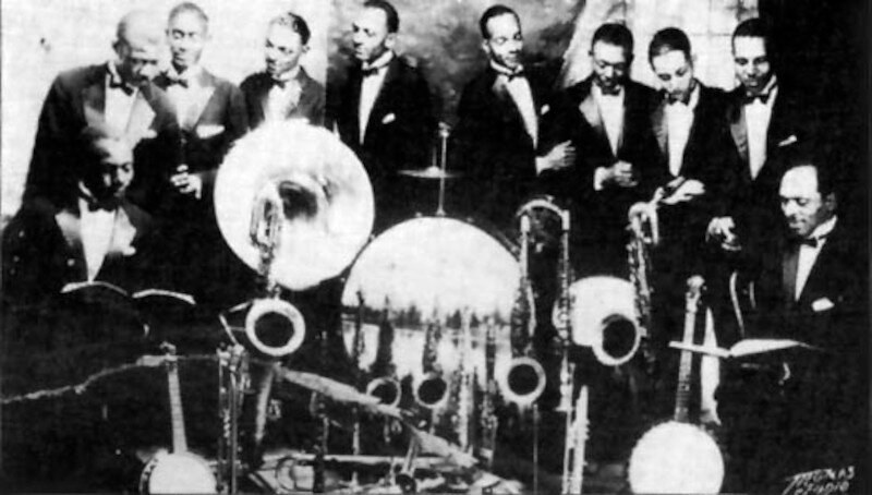 Ross De Luxe Syncopaters - 1928.
