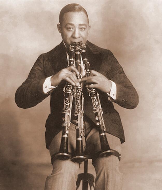Wilbur C. Sweatman (1882-1961)