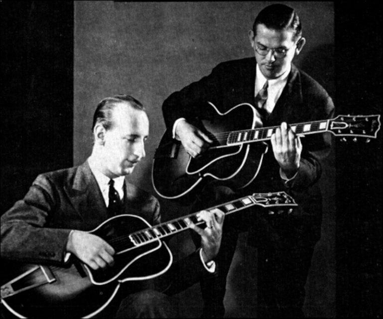 Carl Kress and Dick McDonough