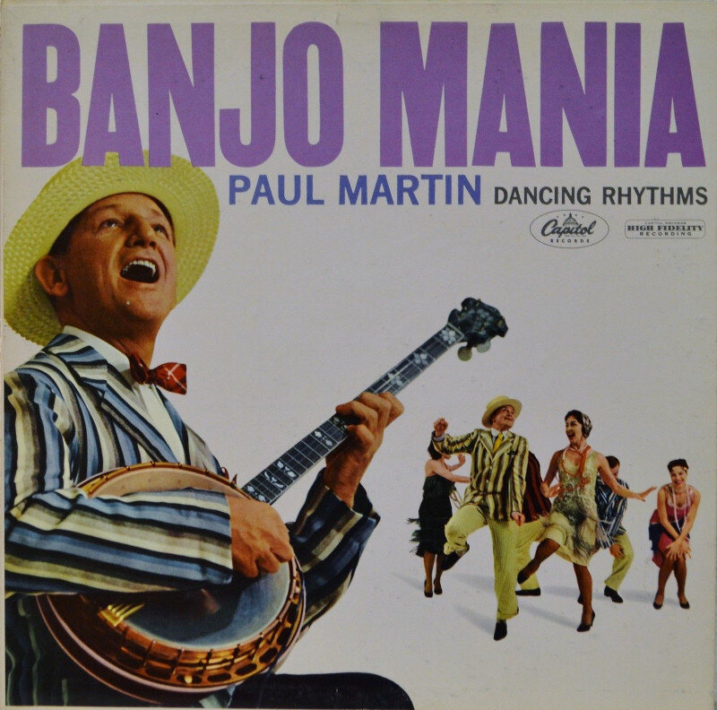 Paul Martin Banjo Mania