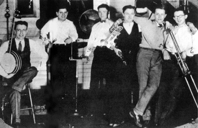 Bix Beiderbecke and his Rhythm Jugglers