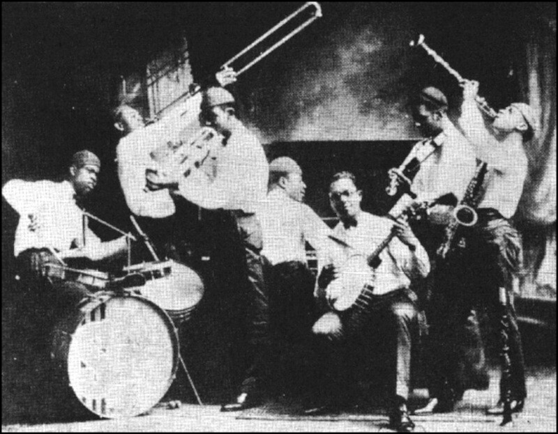 Cecil Scott's Symphonic Syncopators