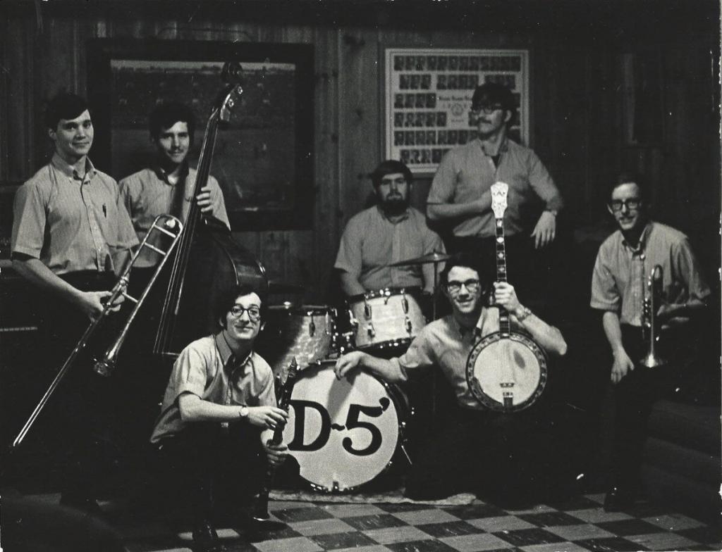 Dartmouth Five Jazz Band