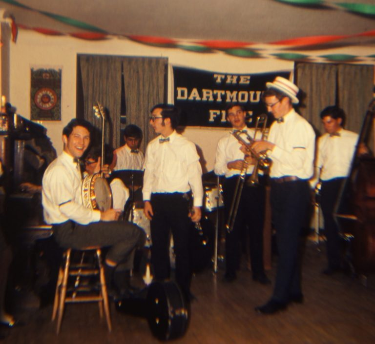 Dartmouth Five Jazz Band