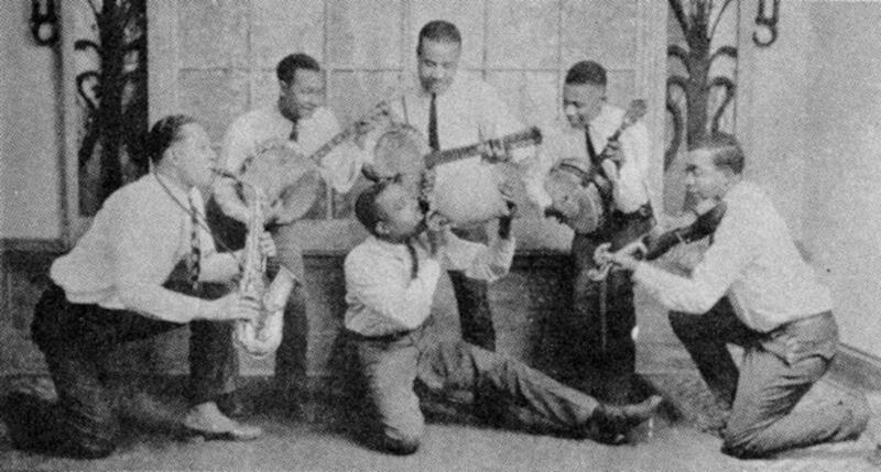 Dixieland Jug Blowers