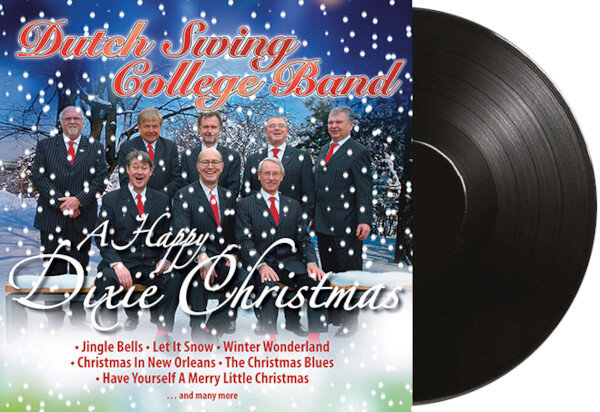 Dutch College Swing Band • A Happy Dixie Christmas