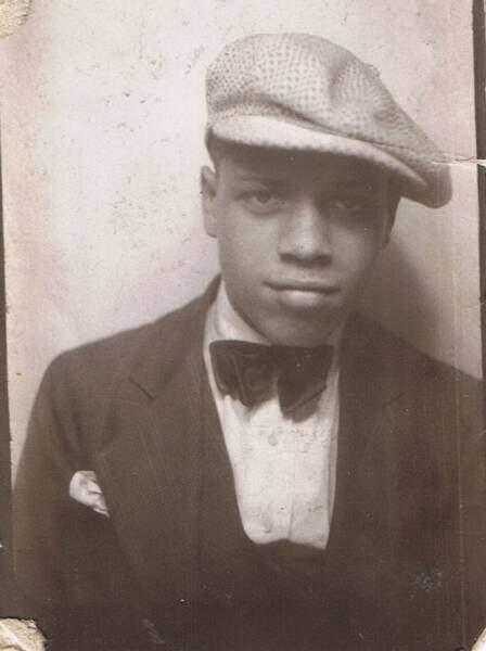 Franz Jackson at 16