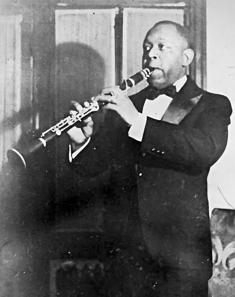 Johnny Dodds 1938