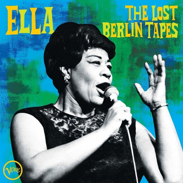 Ella Fitzgerald Lost Berlin Tapes