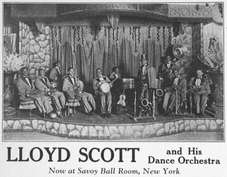 Loyd Scott and his Orchestra