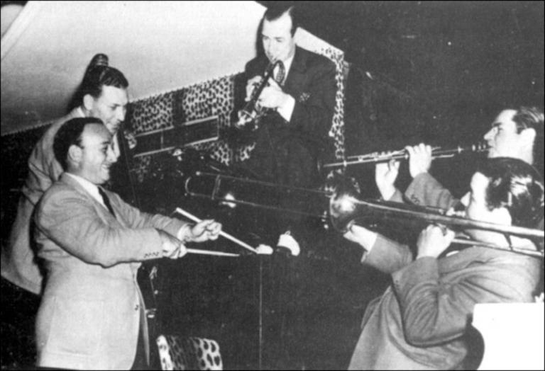 Muggsy Spanier and his Ragtime Band