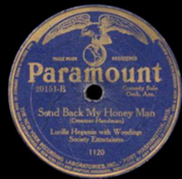 Lucille Hegamin accompanied by Wooding's Society Entertainers