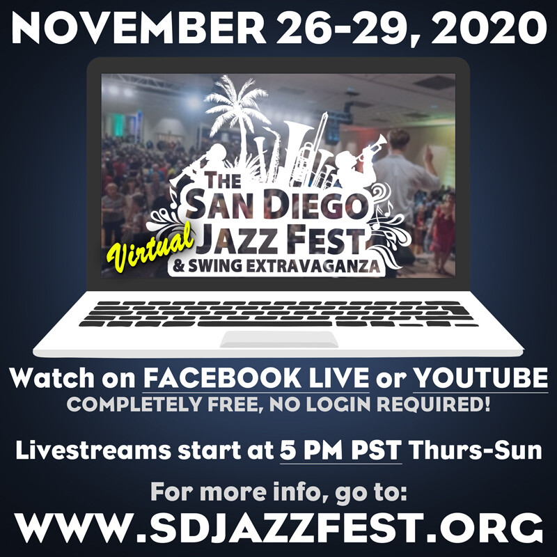 San Diego Virtual Jazz Festival