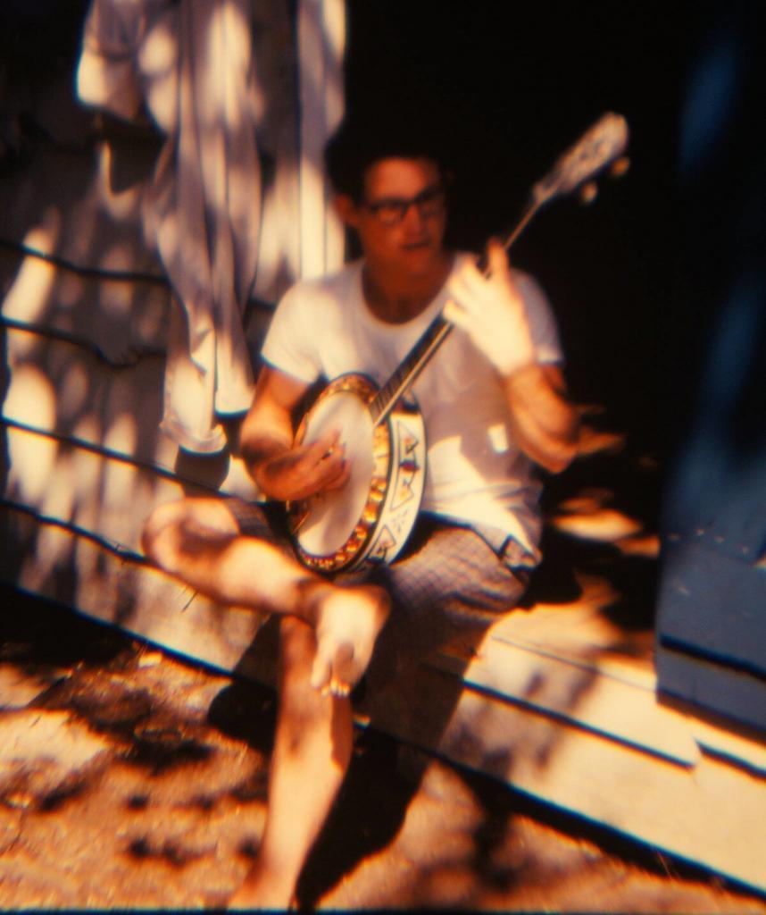 Scott Anthony: My Life as a Banjoist