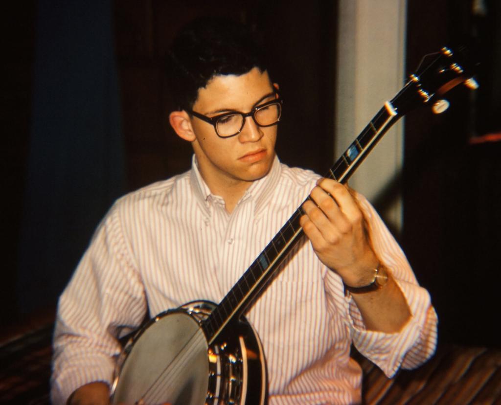 Scott Anthony first banjo