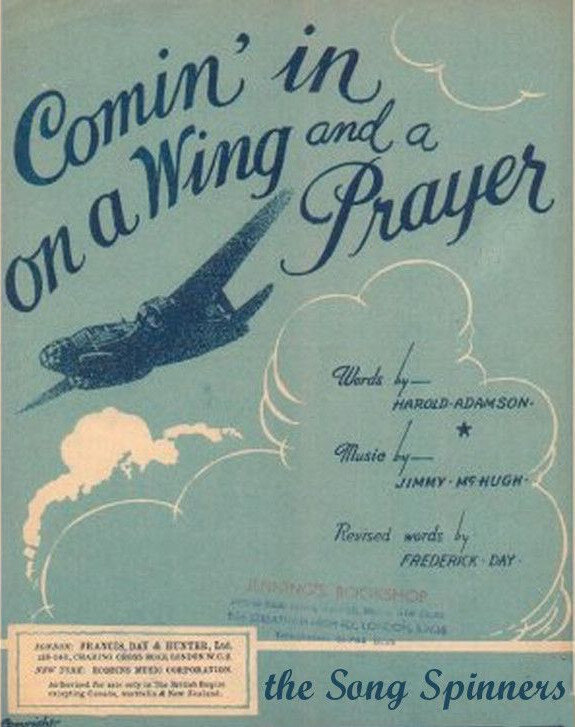 Another Wing, Another Prayer