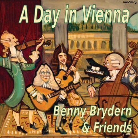 Benny Bryden A Day in Vienna