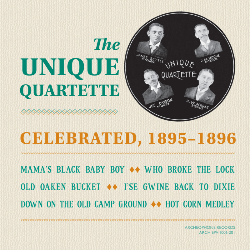 Celebrated Unique Quartette