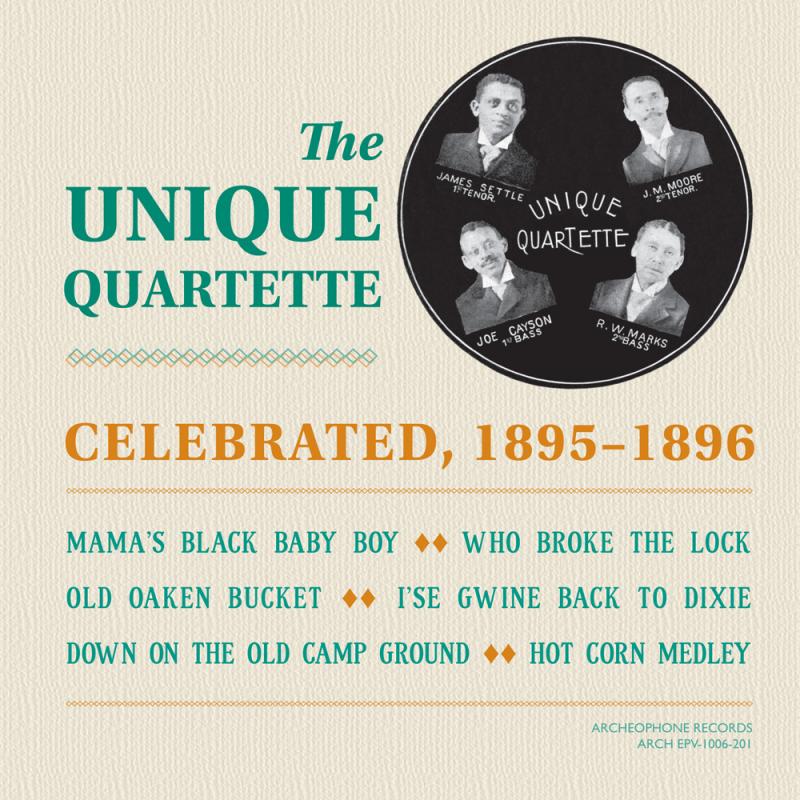 Celebrated Unique Quartette