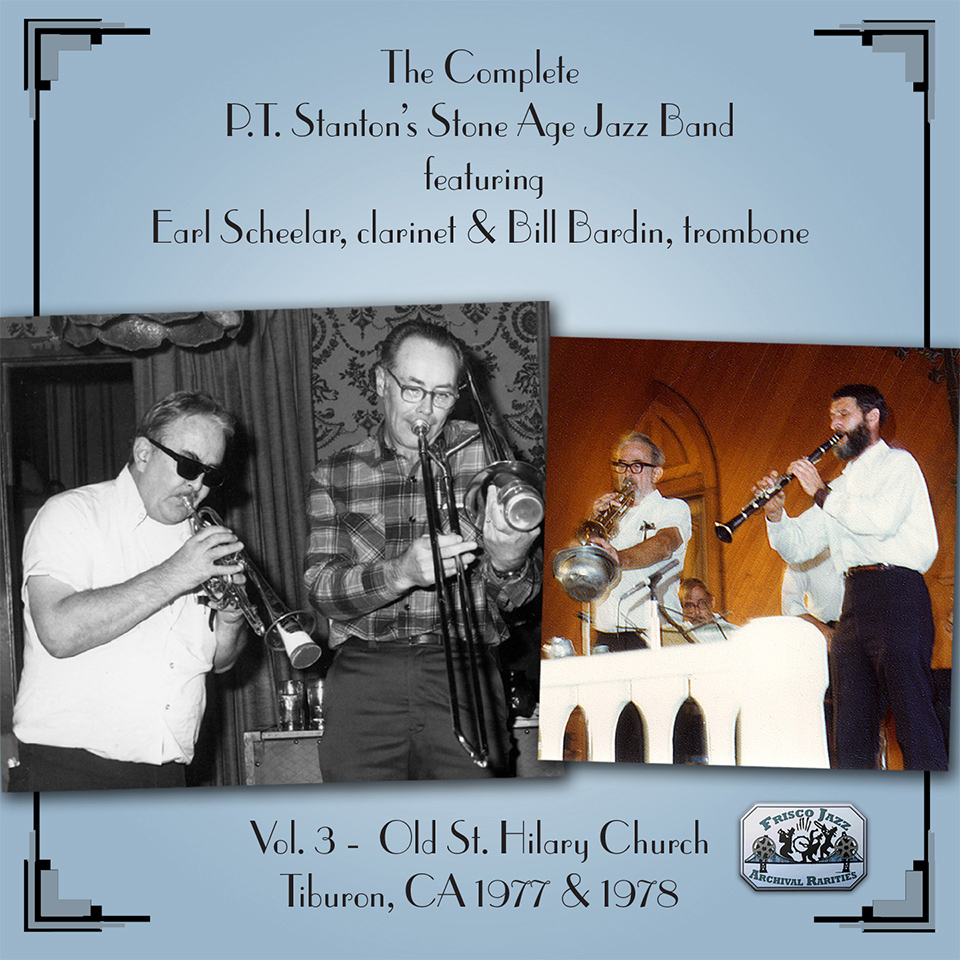 The Complete P.T. Stanton's Stone Age Jazz Band (3 CD)