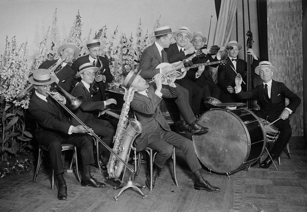 Art Hickman Orchestra 1919