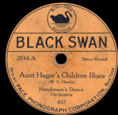 BlackSwan-2034-A Henderson's Dance Orchestra