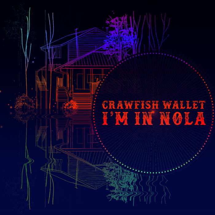 Crawfish Wallet • I'm in NOLA