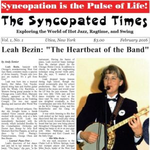 5th Anniversary of The Syncopated Times