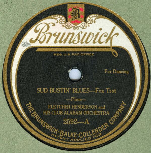 Henderson's Club Alabam Orchestra