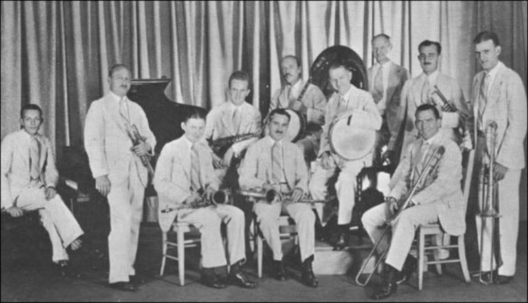 Herb Wiedoeft's Cinderella Roof Orchestra