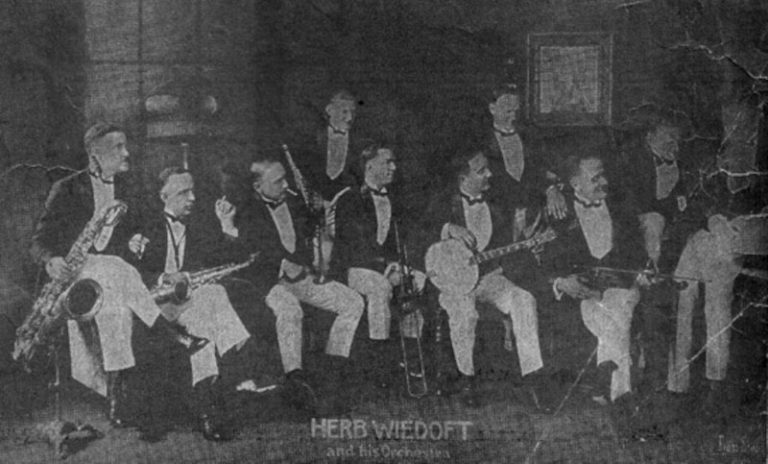 Herb Wiedoeft's Famous Orchestra