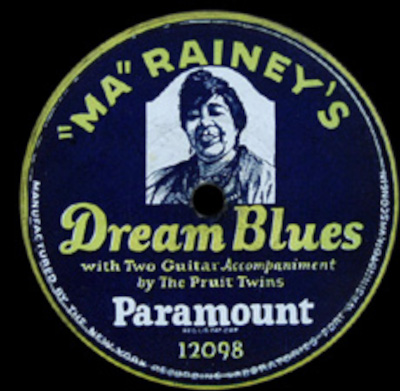 Ma Rainey acc. by The Pruitt Twins